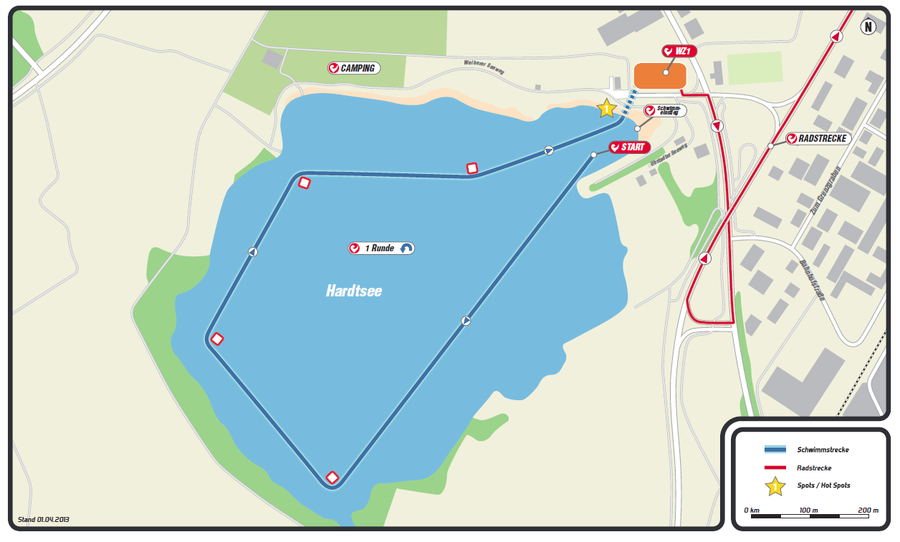 kraichgau_swim_course
